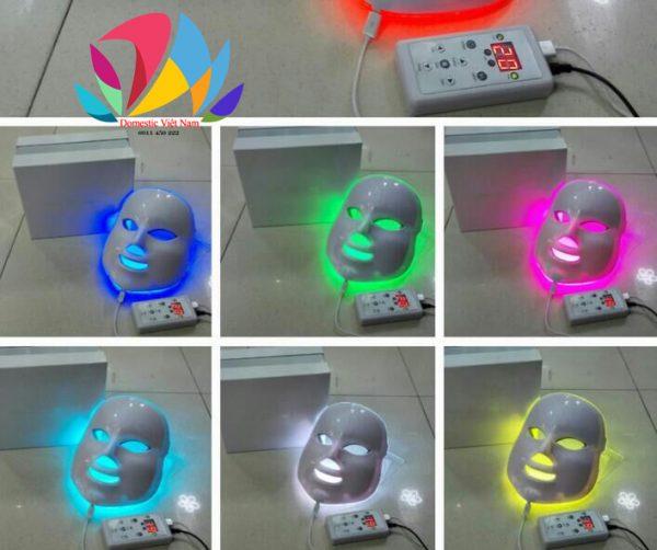 Mặt nạ ánh sáng sinh học 7 màu