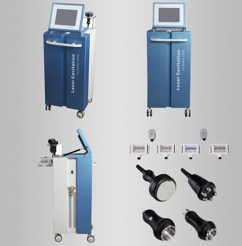 Máy Giảm Béo Laser Cavitation Ls650