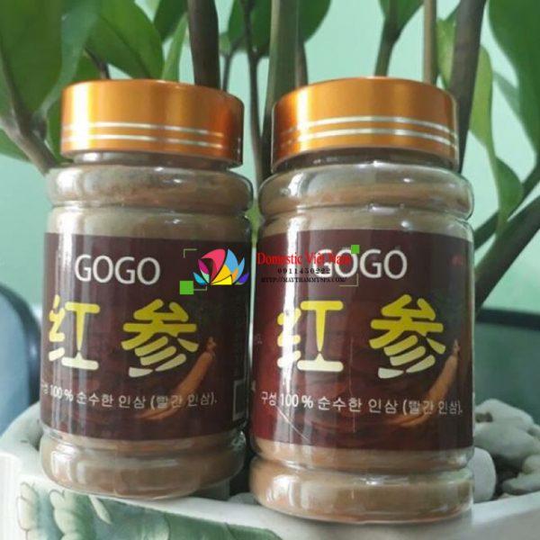 Hồng sâm Hàn Quốc GOGO chính hãng