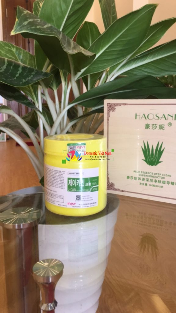 Kem ủ tê Hàn Quốc chính hãng