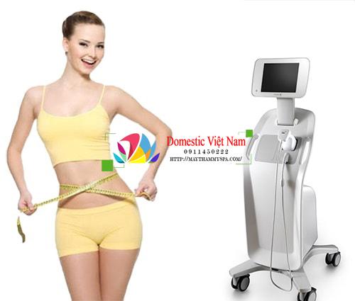 Thiết bị giảm béo hiệu quả Hifu Liposonix