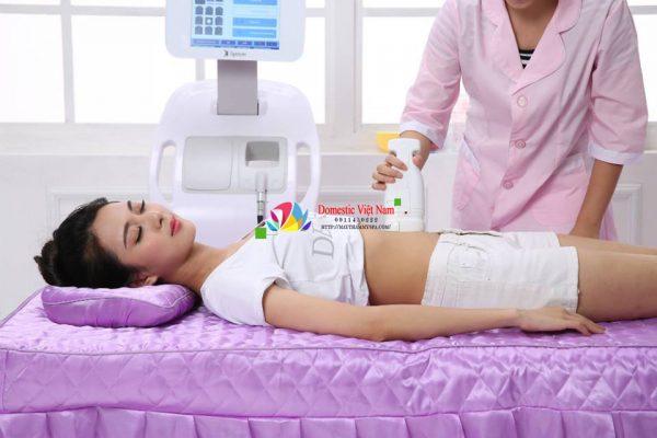 Máy giảm béo sử dụng công nghệ Hifu Liposonix
