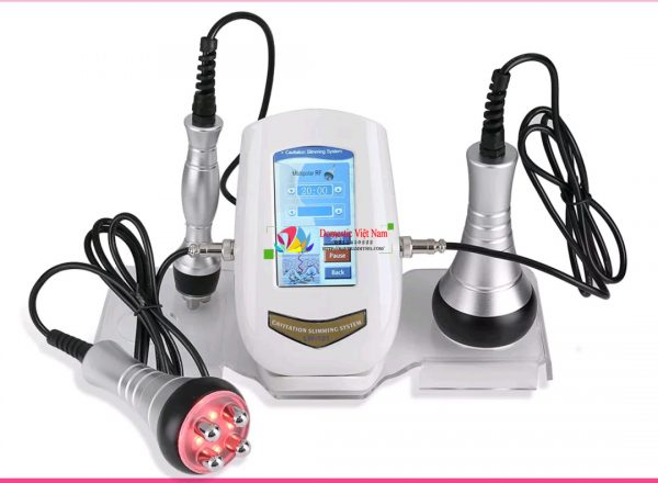 Máy siêu âm giảm béo với công nghệ RF