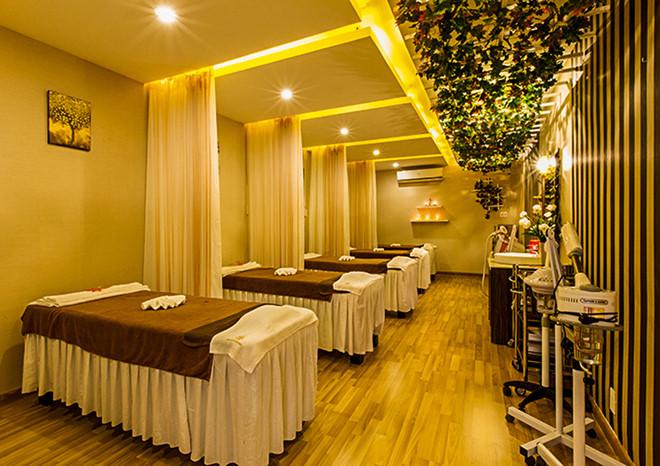 thiết kế spa tại Đà Nẵng