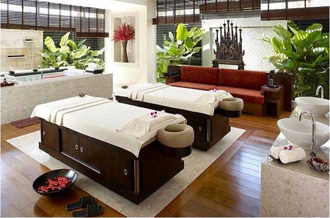 Mẫu thiết kế spa chuyên nghiệp cho spa vừa