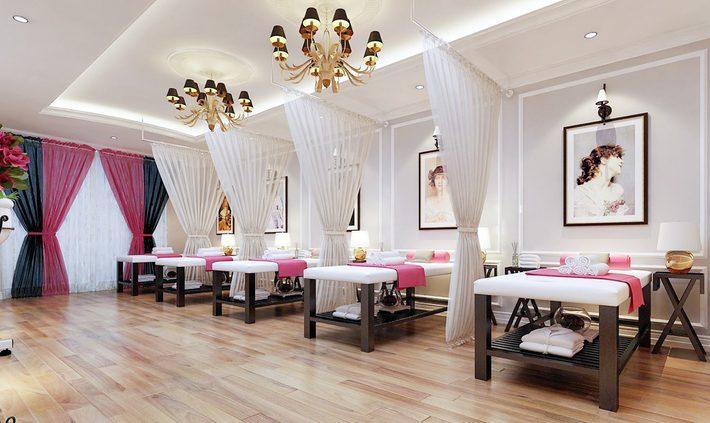 Thiết kế spa đẹp tại Đà Nẵng