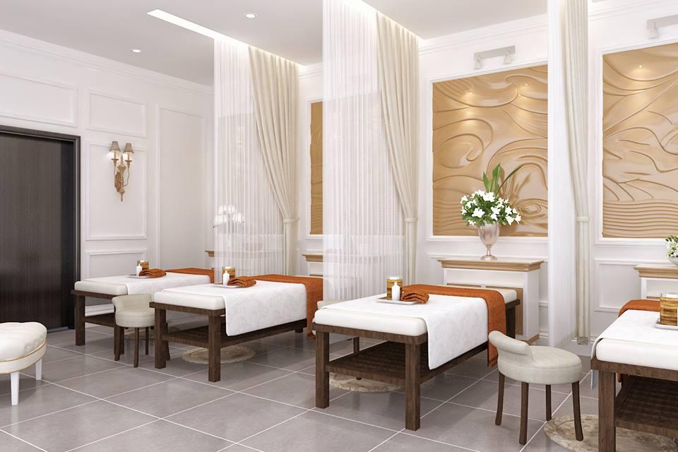 Mẫu thiết kế spa đẹp tại Đà Nẵng